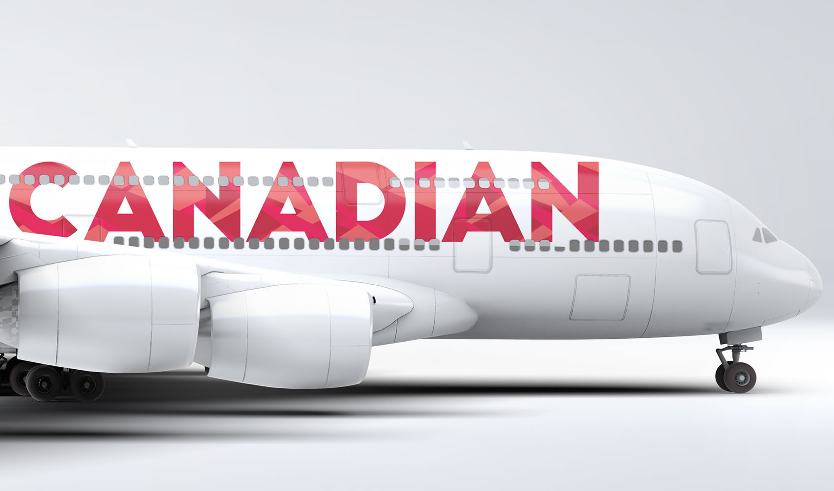 Air Canada - Crafted by Dylan Garrod
