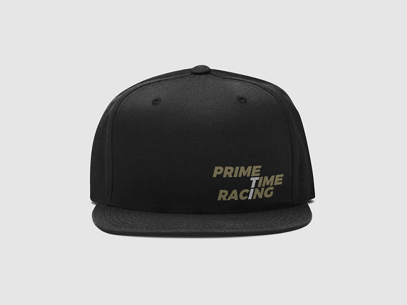 Prime Time Racing Branding Design Auckland